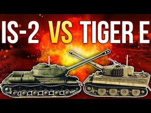 💥 IS-2 vs Tiger / War Thunder