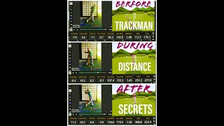LEARN the most POWERFUL move in GOLF and enjoy 300+ drives with Trackman Truths