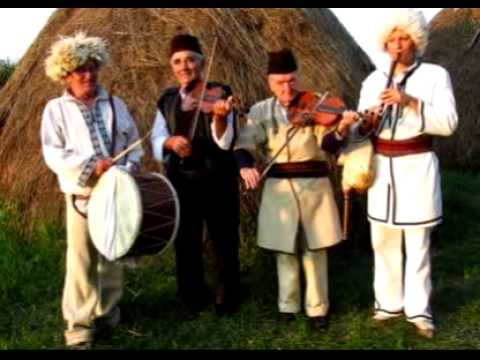 Muzici traditionale  la Romanii din Serbia rasariteana