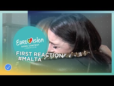 First reaction of Christabelle from Malta!