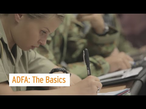 To play the interactive video visit http://goo.gl/29yMii Step inside the Australian Defence Force Academy where you'll discover courage, honour and friendship.