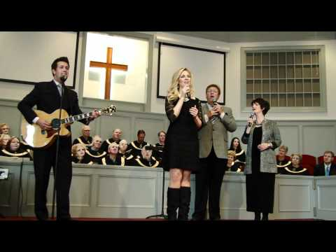 The Rick Webb Family Sings Beautiful Star Of Bethlehem video