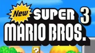 New Super Mario Bros 3 for ds