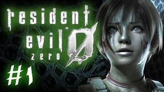 Two Best Friends Play Resident Evil Zero HD (Part 1)