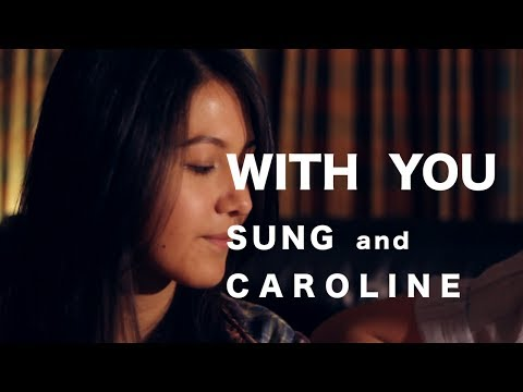 With You - Chris Brown (sung And Carol Cover) video