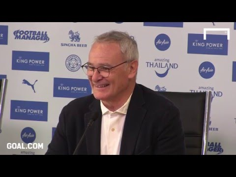 """Claudio Ranieri explains """"dilly ding dilly dong"""""""