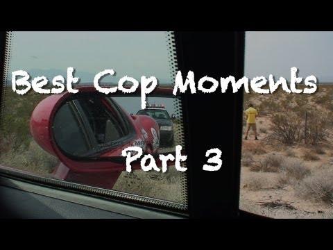 Super Speeders Best Cop Moments - Part 3