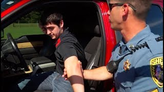 Concealed carrying during a traffic stop - Do's and Don'ts