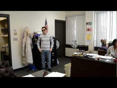 Albany High School's Gangnam Style- Behind The Scenes