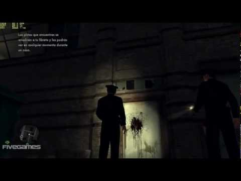 L.A. Noire - Max Settings Gameplay [HD]