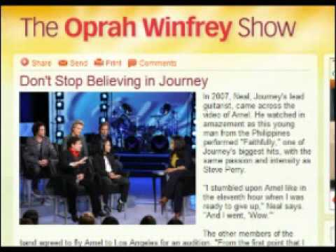 Don't Stop Believing In Journey - Read Interesting Comments About The Show video