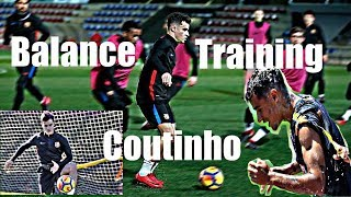 Phil Coutinho: A Footballers Gym Workout ? Prt15