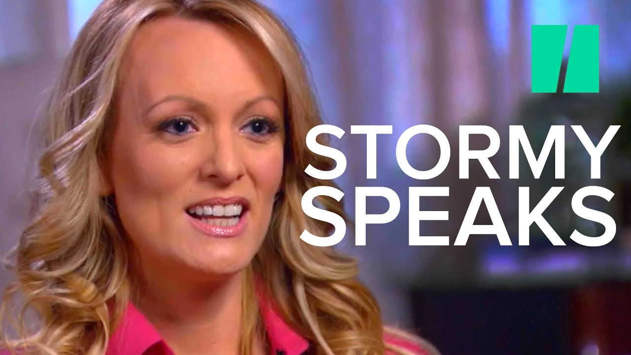 Porn Star Stormy Daniels Details Alleged Trump Affair