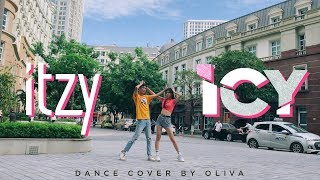 [KPOP IN PUBLIC] ITZY(있지) - ICY(아이씨) DANCE COVER by Oliva Official from VIETNAM