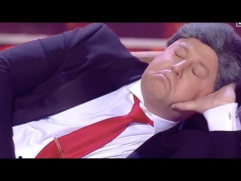 Не из всего президент Украины может сделать конфетку - как Порошенко веселил всех РЖАКА
