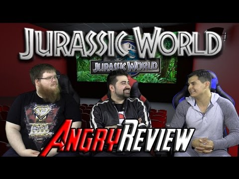 Jurassic World Angry Movie Review