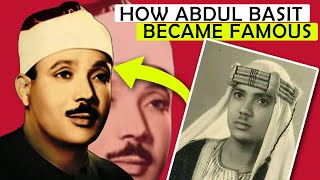 QARI ABDUL BASIT ABDUL SAMAD ┇THE VOICE OF MECCA