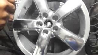 Como CROMAR as rodas do seu carro com acabamento perfeito ''FAÇA VOCÊ MESMO''