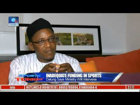 Sports Minister Solomon Dalung Talks About National Sports Festival