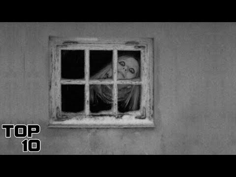 Top 10 Scary Rooms That Should Have Stayed Secret - Part 2