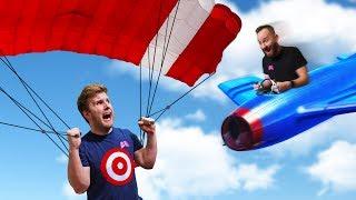 HIT The Parachuter Challenge!   GTA5