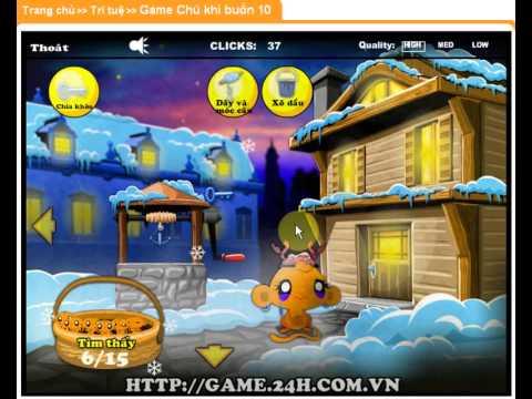 Game   Game Chu khi buon 10   Game Chu khi buon 10