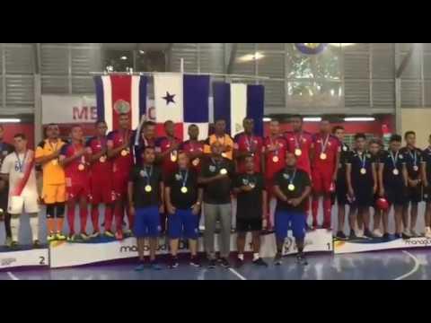panama-futsal-medalla-de-oro-en-los-xi-juegos-deportivos-centroamericanos-managua-2017