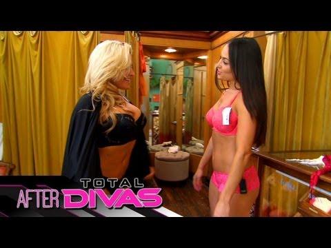 "Body Breakdown: ""After Total Divas"" - August 18, 2013"