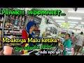 PRANK! Ngerjain Kasir Cantik dan Manis Indomaret 2X!!! Bawa Gelas ke Indomaret??? || yunius motovlog
