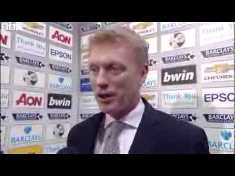 Manchester United 1-2 West Brom - David Moyes (28-09-13)