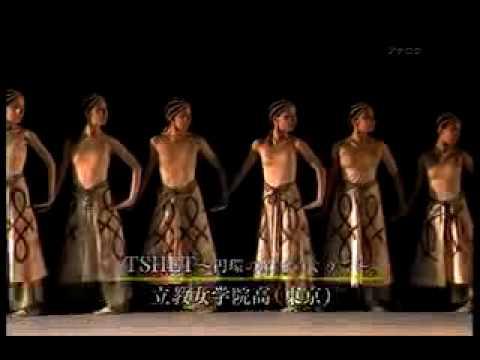 全日本高校・大学ダンスフェスティバル5 Music Videos