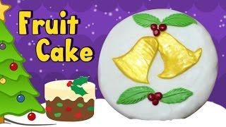 Christmas Recipe | How To Make A Fruit Cake