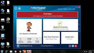 Protegent Anti-Virus Software - Antivirus with Data Recovery Sofware
