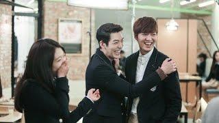 download lagu The Heir Lee Min Ho And Park Shin Hye gratis
