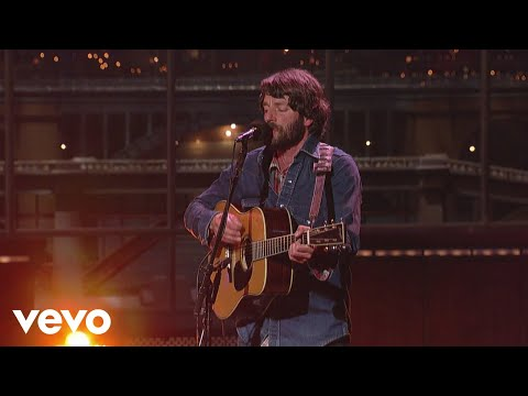 Ray LaMontagne - Beg Steal Or Borrow (Live on Letterman)