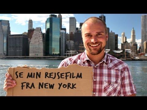 New York - journalisten Niki tester Manhattan, Brooklyn og Harlem i New York
