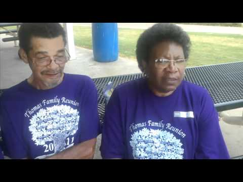 Bill Thomas Family Reunion Interview with the Chief Elders