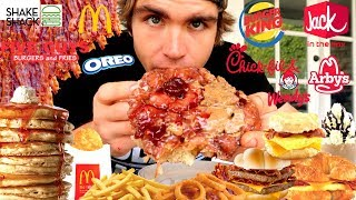 30,000+ CALORIE FAST FOOD CHEAT DAY IN 29 HOURS I ACT II