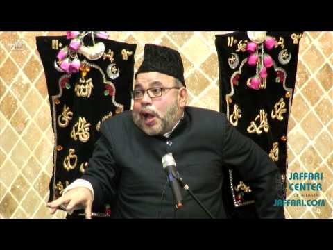 9th Safar 1434 2012 Maulana Sadiq Hasan Majlis at Jaffari Center of Atlanta