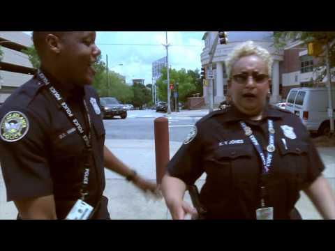 Atlanta Police Department Running Man Challenge Video