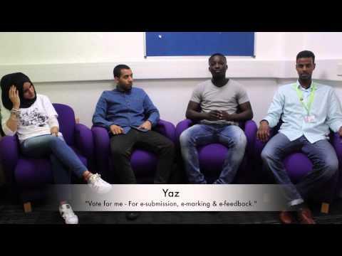 Wolverhampton University Team Success Election Campaign Video