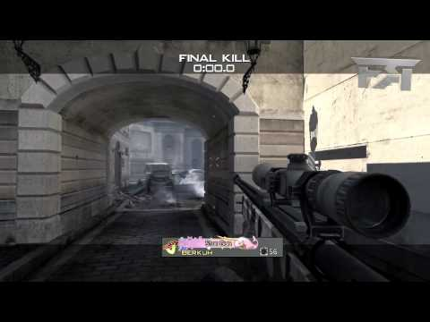 Trickshot Killcam # 225 | MW3 Killcam| Freestyle Replay