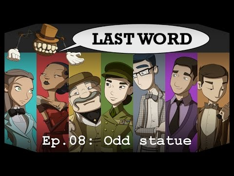 Pasta plays Last Word Ep08: Odd statue *** Blind playthrough and Gameplay - Rpg Maker