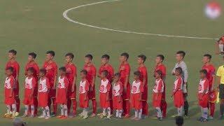 Tin Thể Thao 24h Hôm Nay 7/8/2018: Bị Myanmar Cầm Hòa, Việt Nam Dừng Bước tại Giải U16 Đông Nam Á