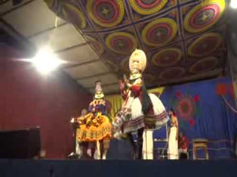Santhana Gopalam Kathakali At Pkd . video