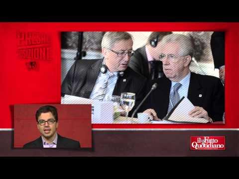 La nuova destra di Mario Monti. A 'Presa di posizione' l'analisi di Stefano Feltri