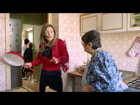 Bunici de duminica, Simona Halep - Vodafone