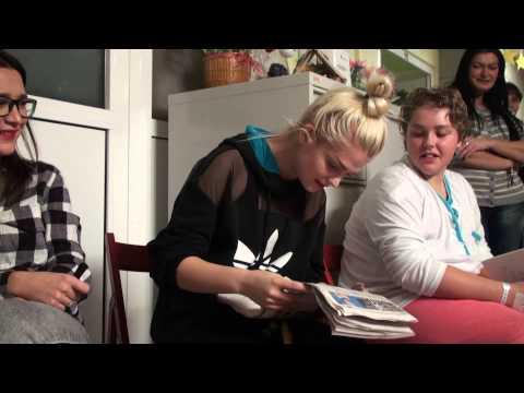 Margaret Z Wizytą W Instytucie Matki I Dziecka W Warszawie