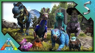 MY MUTATED DINO COLLECTION! EVERY MUTATION WE HAVE GOTTEN! - Ark: Survival Evolved [S3E131]