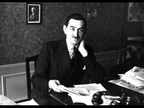 Pâques 1944 - Philippe Henriot parle sur Radio-Paris
